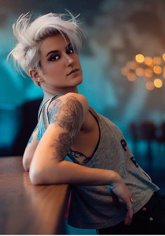 24 Absolutely Amazing Short Blonde Haircuts for 2021