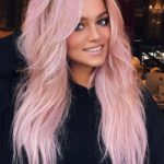 Amazing Pink Hair Colors for Long Hair for 2018
