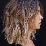 Balayage Highlights with Rough Around the Edges for 2021