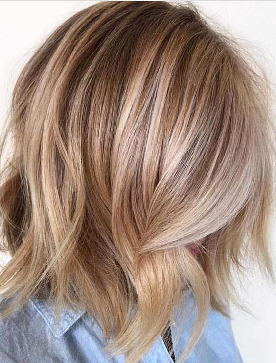 32 Stunning Blonde Balayage Hair Color Trends for 2018