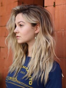 Blonde Balayage Highlights for Long Hair in 2021