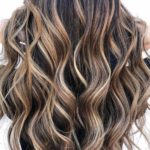 Brunette Balayage Highlights in 2018