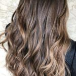 Chocolate Brown Hair Color Ideas with Balayage Highlights for 2021