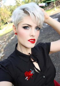 Fabulous Short Pixie Blonde Haircuts for 2021