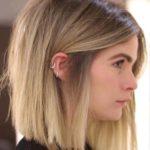 Medium Bob Blonde Haircuts for 2018