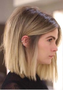 Medium Bob Blonde Haircuts for 2018