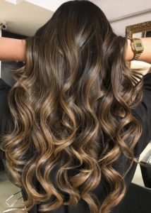 Milk Chocolate Caramel Cream Hairstyles & Hair Colors for 2021