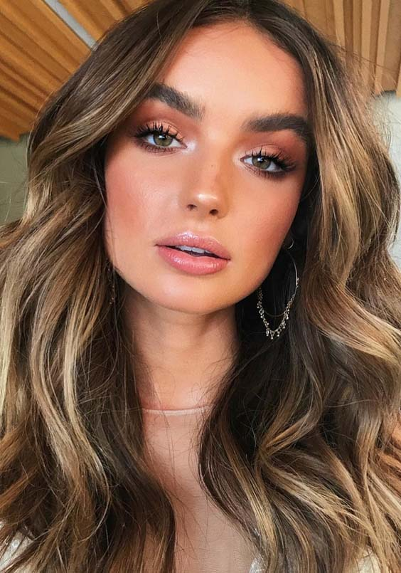 34 Perfect Bronde Hair Color Ideas To Opt in 2021