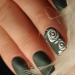 Pinstripe Nail Art Designs for 2021