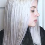 Platinum Blonde Hair Color Trends 2018