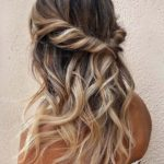 Pretty Bridal Updos with Long Hair 2018