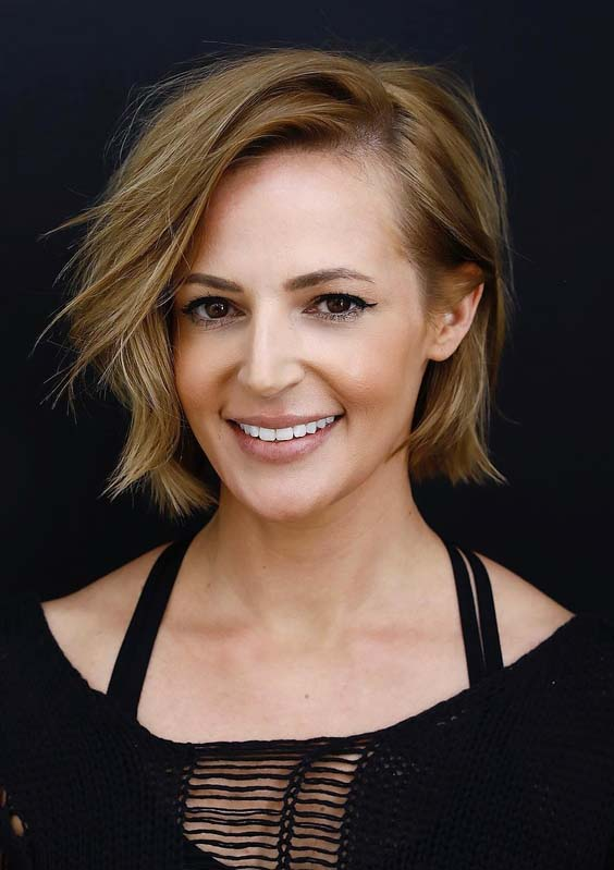 46 Pretty Short Undercut Hairstyles To Show off in 2018