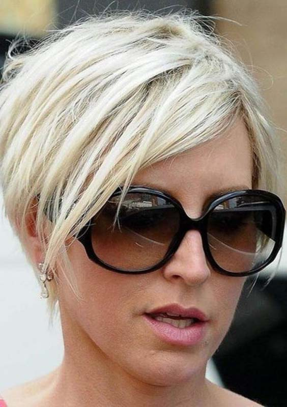 38 Best Short Cropped Blonde Haircuts To Sport in 2018
