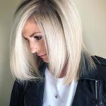 Balayage Blonde Medium Length Haircuts for 2021
