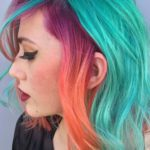 Best Hair Colors Combinations for Medium Haircuts for 2018