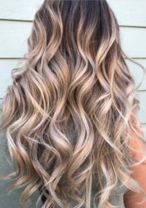 Buttercream Balayage Highlights Inspirations for 2018