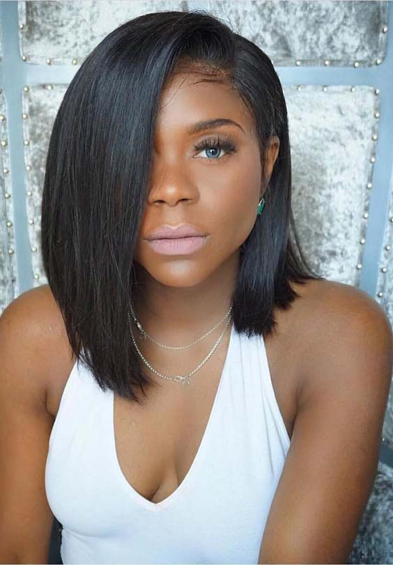 26 Cute Bob Haircuts for Black Women to Create in 2018