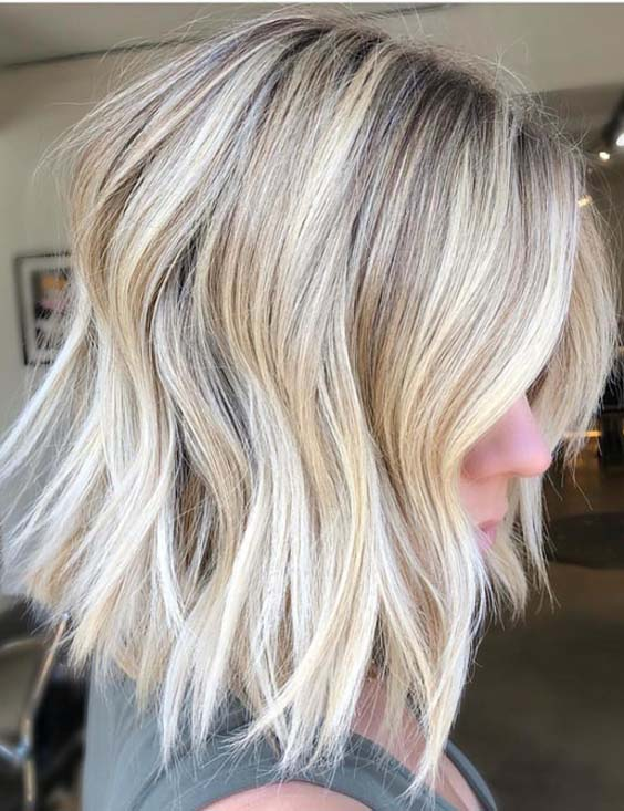 45 Dimensional Blonde Highlights to Wear in 2018