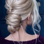 Fantastic Ideas Of Twisted Wedding Updos in 2018