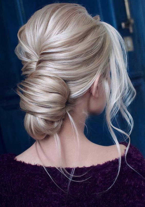 30 Fantastic Ideas Of Twisted Wedding Updos in 2018