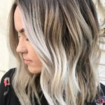 Foilyage Blonde Balayage Hair Color Ideas for 2021
