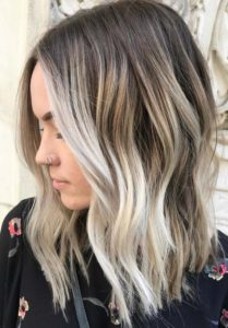 Foilyage Blonde Balayage Hair Color Ideas for 2018