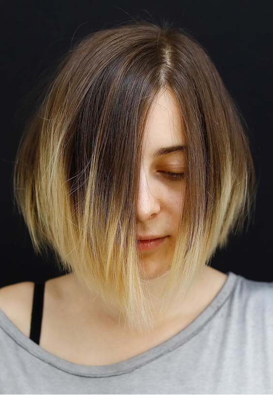 32 Fresh Short Straight Bob Haircuts to Copy in 2021