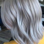 Gorgeous Silver Hair Color Ideas for 2018