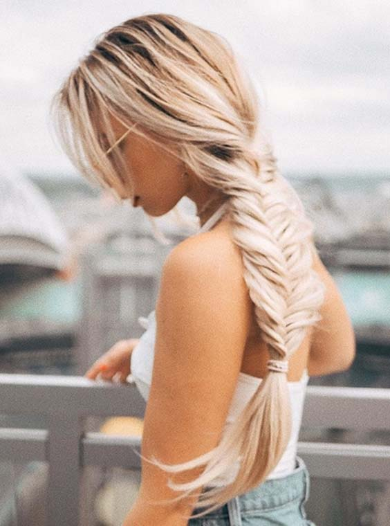 33 Gorgeous Braids Styles To Wear in 2021