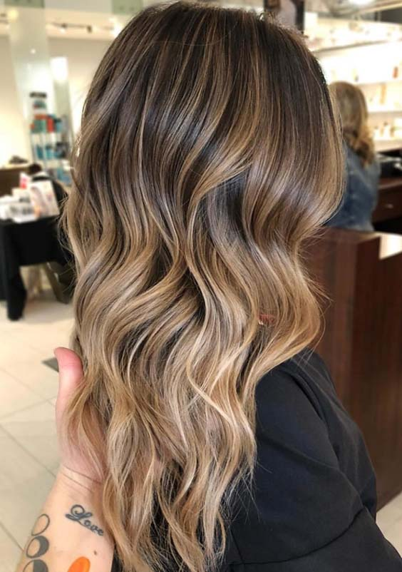 33 Gorgeous Bronde Hair Color Blends To Wear in 2018