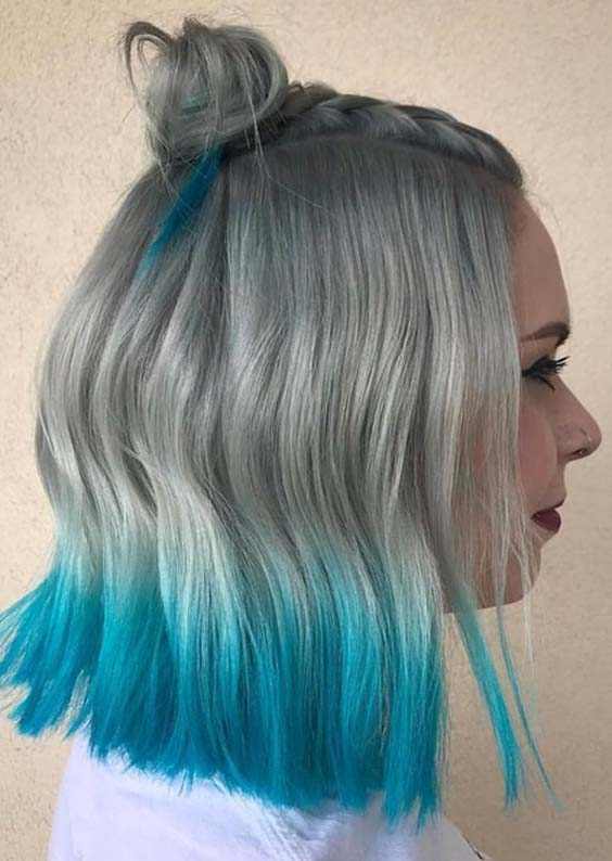 28 Gorgeous Hair Color Combos You Need to Try Nowadays