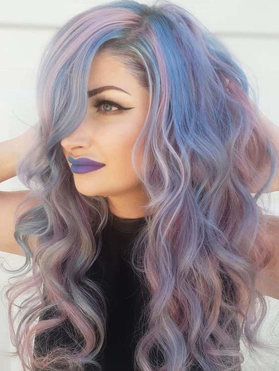21 Gorgeous Pulp Riot Hair Color Ideas for 2021