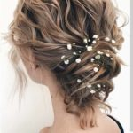 Gorgeous Wedding Updos for 2021