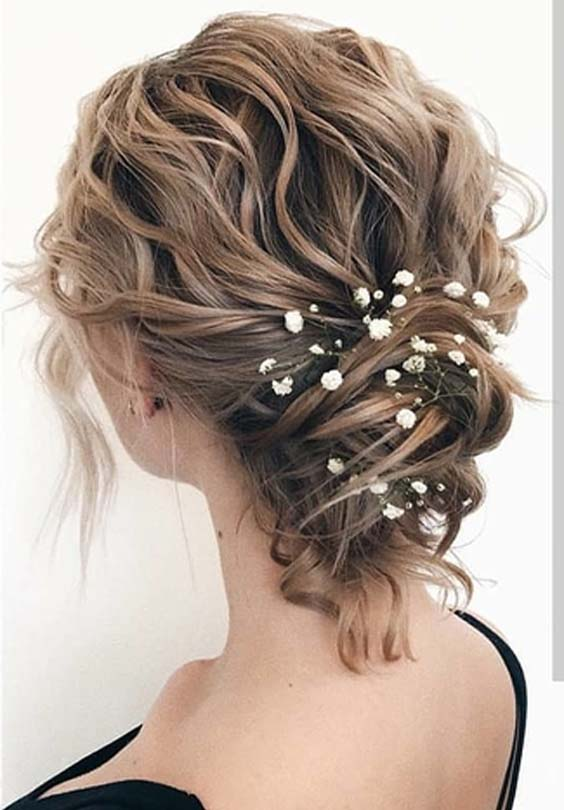 38 Gorgeous Wedding Updos to Sport in 2018