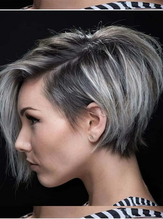 31 Great Colors for Long Pixie Haircuts to Apply in 2021