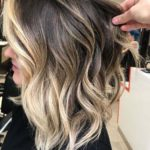 High Contrast Balayage Ombre Highlights for 2018
