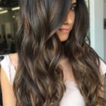 Hot Chocolate Brown Hair Color Ideas for 2018