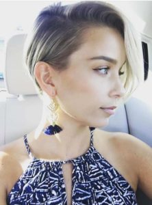 Inspirational Long Pixie Haircuts for Women 2018