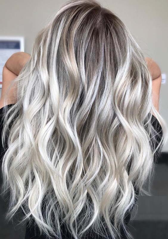 15 Charming Long Blonde Hairstyles Haircuts For 2018 Modeshack