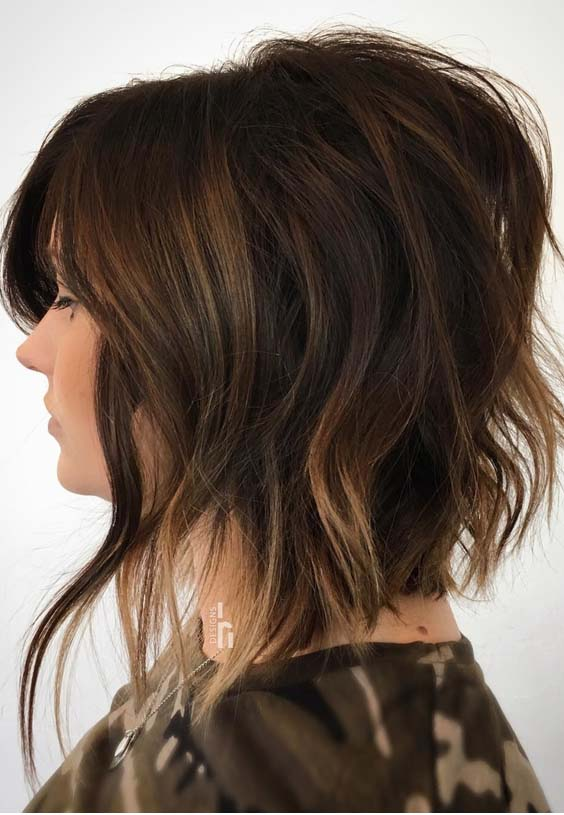 43 Low-Maintenance Textured Short Haircuts for 2018