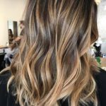Milky Way Brunette Balayage Long Waves for 2018