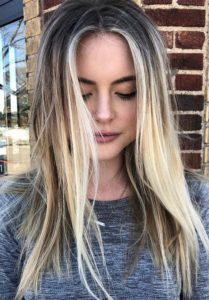Nordic Blonde Hair Color Trends for 2018