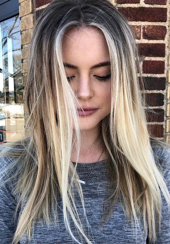 32 Unique Nordic Blonde Hair Color Trends for 2018