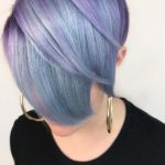 Pastel Purple Short Haircuts in 2018