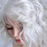 Platinum Blonde Short Haircuts for 2018