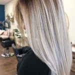 Pretty Sleek Shadow Blonde Hairstyles for 2018