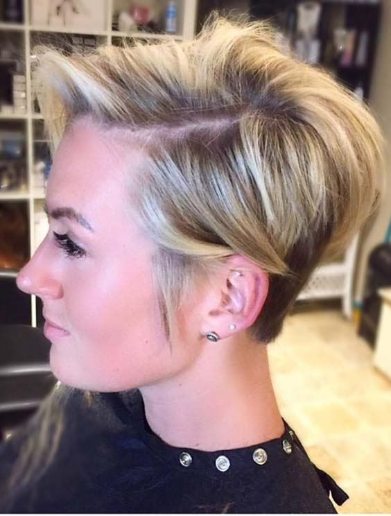 50 Pretty Styles Of Pixie Short Haircuts in 2018