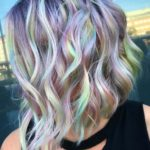 Rainbow Baby Hair Colors and Highlights in 2021