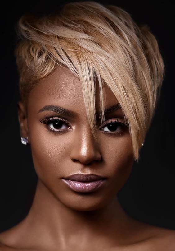 20 Best Short Blonde Pixie Hairstyles for Women 2018