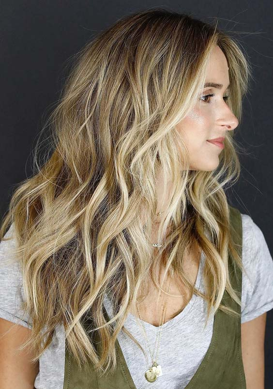 36 Stunning Ombre Blonde Hair Color Ideas for 2018